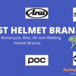 Best Helmet Brands - Motorcycle Bike Ski & Welding Helmets