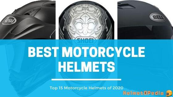 top 15 best motorcycle helmets reviewed