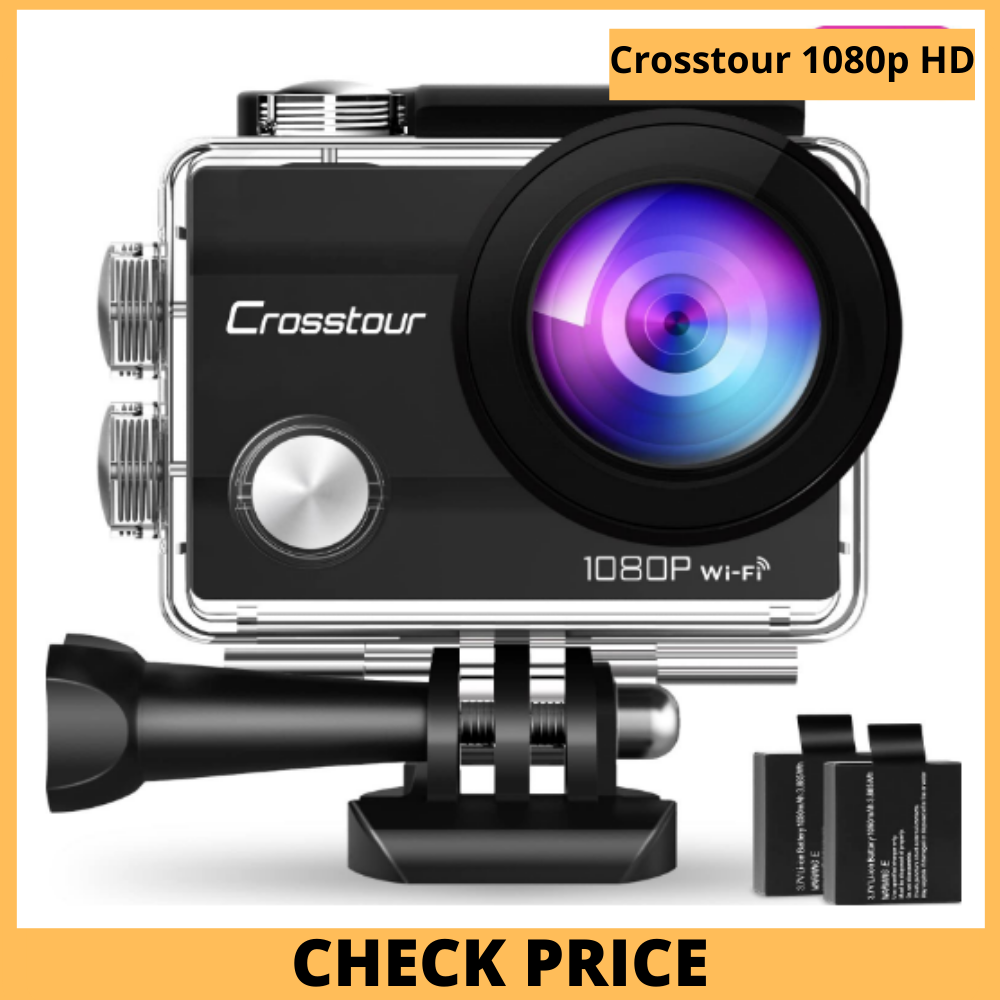 Crosstour 1080P Full HD Action Camera