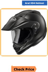 Arai XD4 Helmet review
