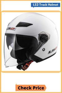 LS2 Track Helmet