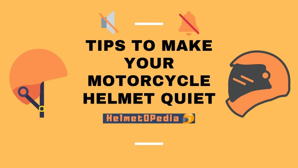 how to make your motorcycle quiet