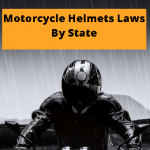 US Australia & Canada Motorcycle Helmet Laws By State