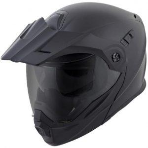 ScorpionEXO Unisex Adult Modular Flip Up Adventure Touring Motorcycle Helmet