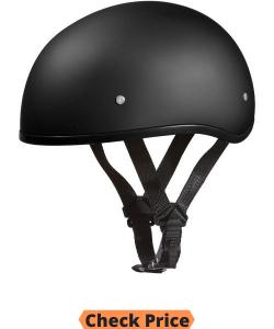 Daytona Motorcycle Half Helmet